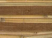Бомбей— джут + бамбук.